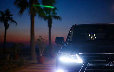 luces led de coche